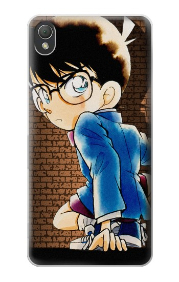 Printed Detective Conan Case Closed Sony Xperia Z3 Case