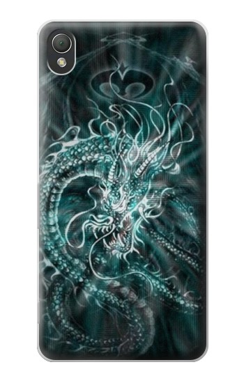 Printed Digital Chinese Dragon Sony Xperia Z3 Case