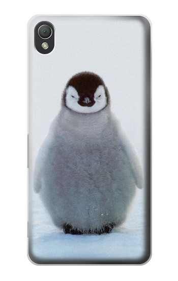 Printed Penguin Ice Sony Xperia Z3 Case