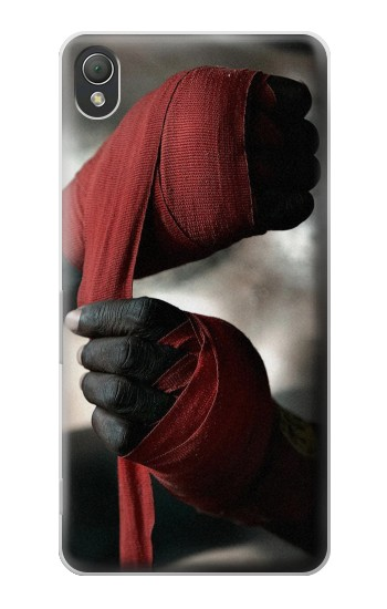 Printed Boxing Fighter Sony Xperia Z3 Case