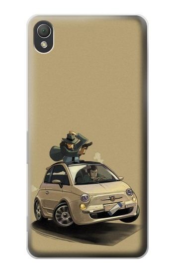 Printed Lupin The Third Sony Xperia Z3 Case