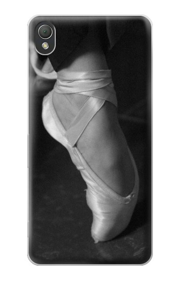 Printed Ballet Pointe Shoe Sony Xperia Z3 Case