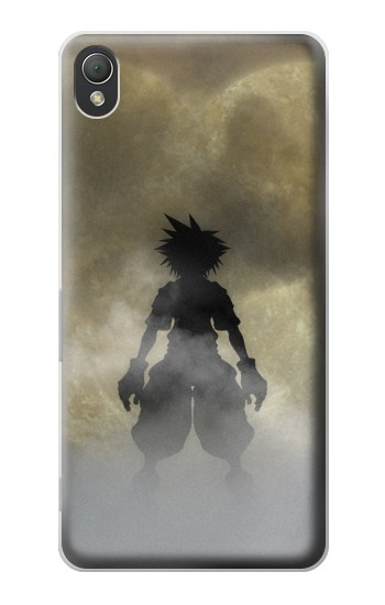 Printed Kingdom Hearts Sora Sony Xperia Z3 Case