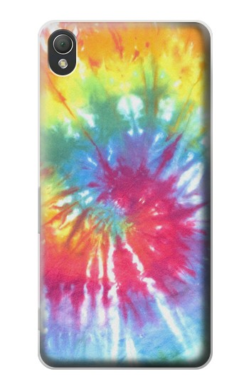 Printed Tie Dye Colorful Graphic Printed Sony Xperia Z3 Case