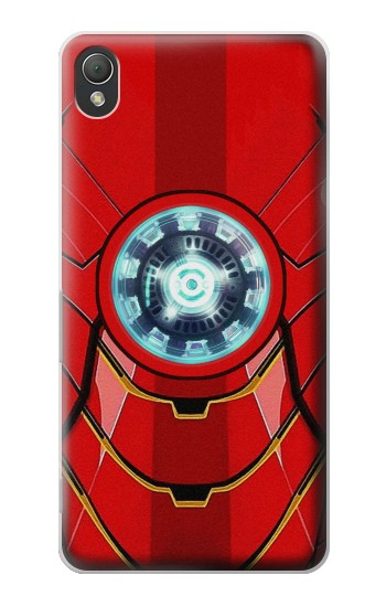 Printed Ironman Armor Arc Reactor Graphic Printed Sony Xperia Z3 Case