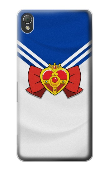 Printed Sailor Moon Brooch and Bow Sony Xperia Z3 Case