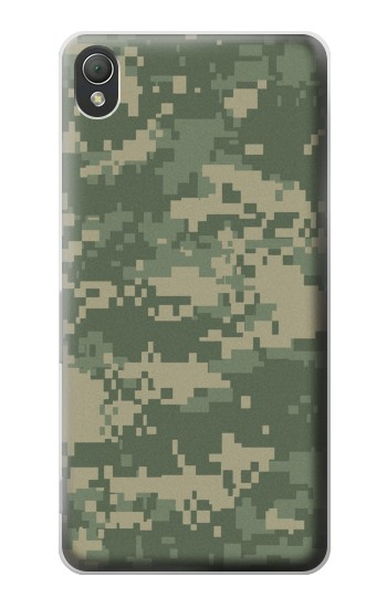 Printed Digital Camo Camouflage Graphic Printed Sony Xperia Z3 Case