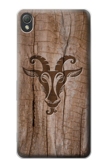 Printed Goat Wood Graphic Printed Sony Xperia Z3 Case