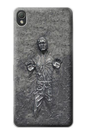 Printed Han Solo in Carbonite Sony Xperia Z3 Case
