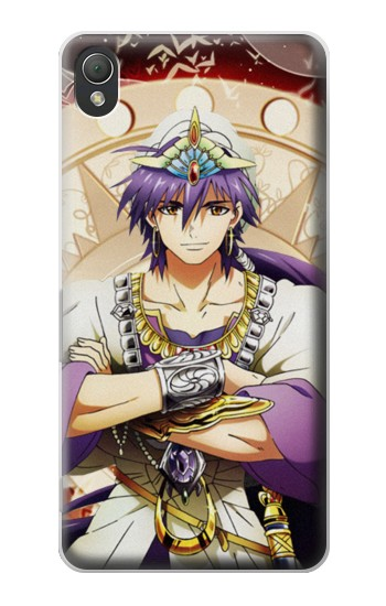 Printed Magi The Labyrinth of Magic Sinbad Sony Xperia Z3 Case