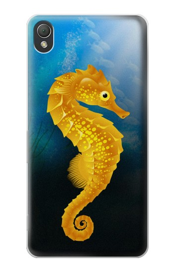 Printed Seahorse Underwater World Sony Xperia Z3 Case