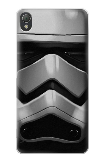 Printed Storm Troopers Helmet Sony Xperia Z3 Case