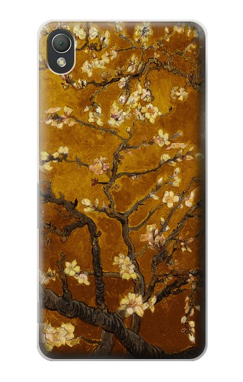 Printed Yellow Blossoming Almond Tree Van Gogh Sony Xperia Z3 Case