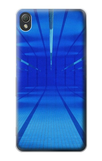 Printed Swimming Pool Under Water Sony Xperia Z3 Case