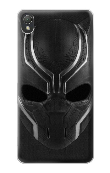 Printed Black Panther Mask Sony Xperia Z3 Case