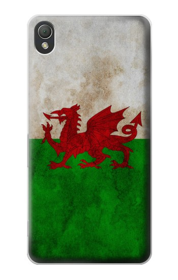 Printed Wales Red Dragon Flag Sony Xperia Z3 Case