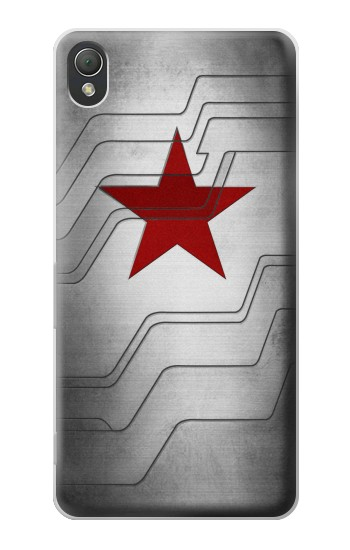 Printed Winter Soldier Bucky Arm Texture Sony Xperia Z3 Case