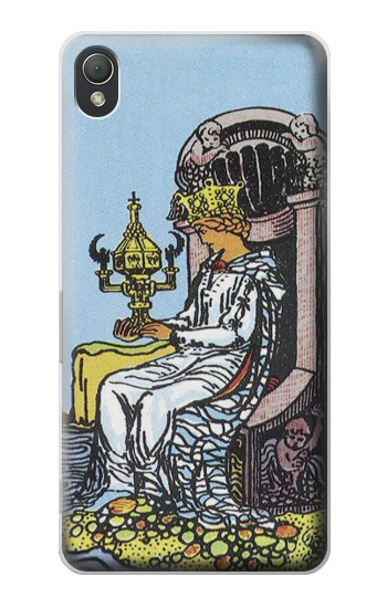 Printed Tarot Card Queen of Cups Sony Xperia Z3 Case