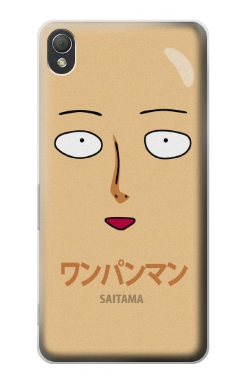 Printed Saitama One Punch Man Sony Xperia Z3 Case