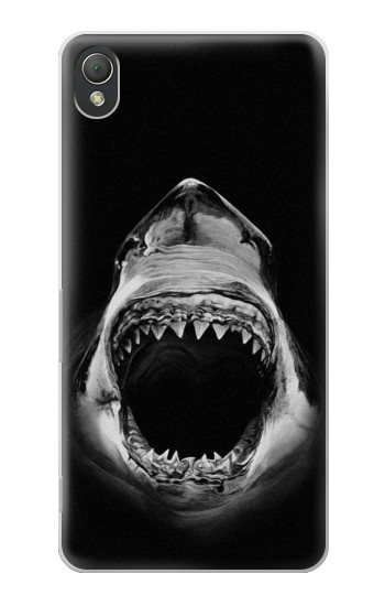 Printed Great White Shark Sony Xperia Z3 Case
