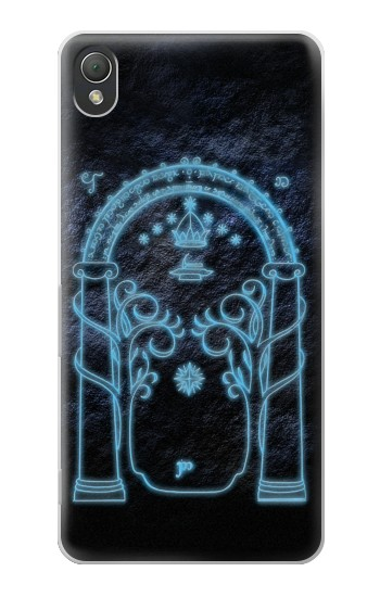 Printed Lord of The Rings Mines of Moria Gate Sony Xperia Z3 Case