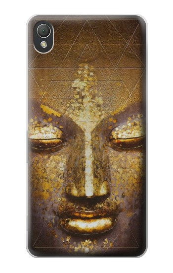 Printed Magical Yantra Buddha Face Sony Xperia Z3 Case