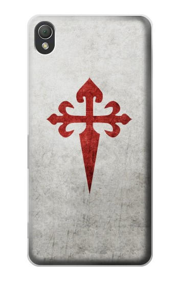 Printed Order of Santiago Cross of Saint James Sony Xperia Z3 Case