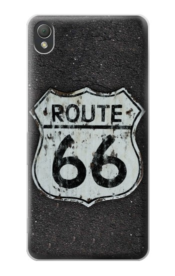 Printed Route 66 Sign Sony Xperia Z3 Case