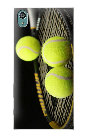 Printed Tennis Sony Xperia Z5 Case