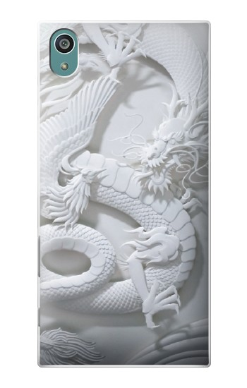Printed Dragon Carving Sony Xperia Z5 Case