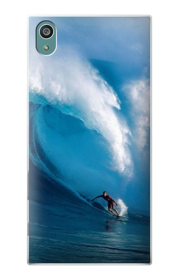 Printed Hawaii Surf Sony Xperia Z5 Case
