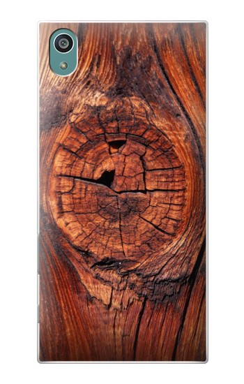 Printed Wood Sony Xperia Z5 Case