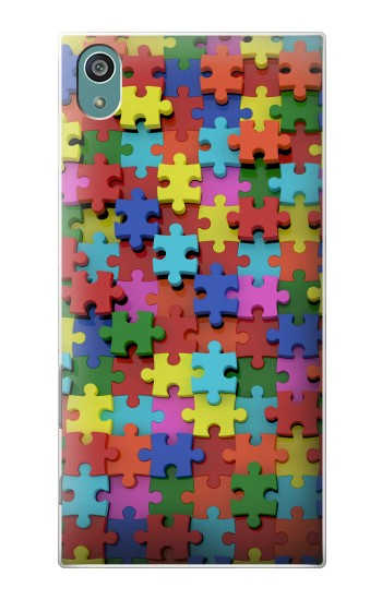 Printed Puzzle Sony Xperia Z5 Case