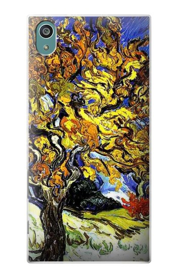 Printed Mulberry Tree Van Gogh Sony Xperia Z5 Case