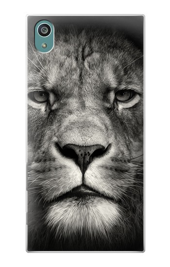 Printed Lion Face Sony Xperia Z5 Case