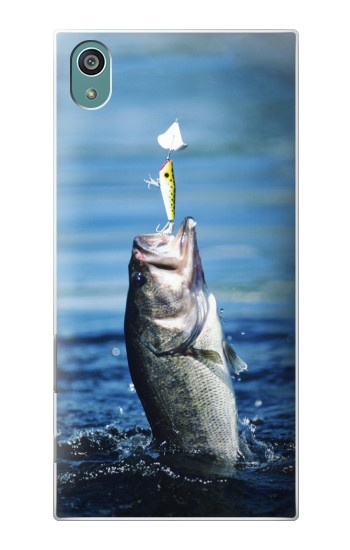 Printed Bass Fishing Sony Xperia Z5 Case