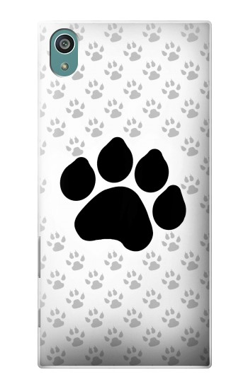 Printed Paw Foot Print Sony Xperia Z5 Case