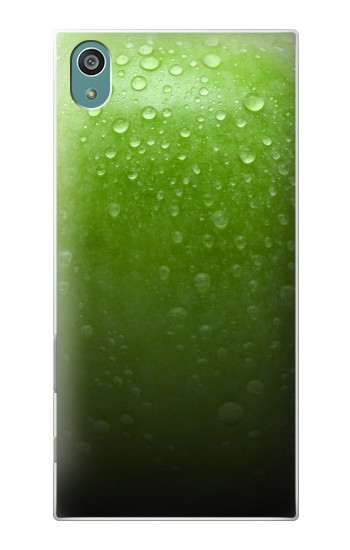 Printed Green Apple Texture Seamless Sony Xperia Z5 Case