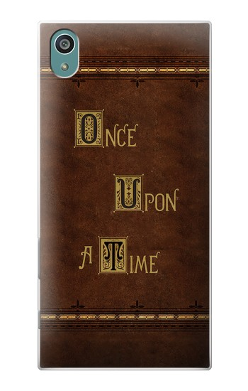 Printed Once Upon A Time Book Sony Xperia Z5 Case