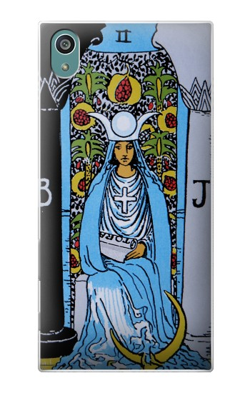 Printed High Priestess Tarot Card Sony Xperia Z5 Case