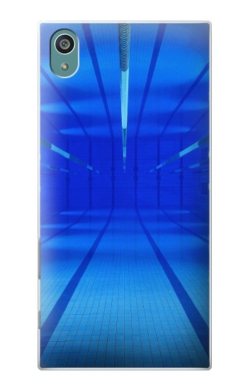 Printed Swimming Pool Under Water Sony Xperia Z5 Case
