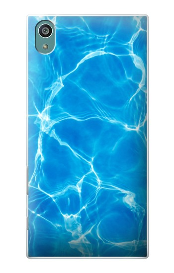 Printed Blue Water Swimming Pool Sony Xperia Z5 Case