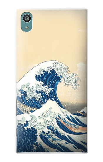 Printed Under the Wave off Kanagawa Sony Xperia Z5 Case