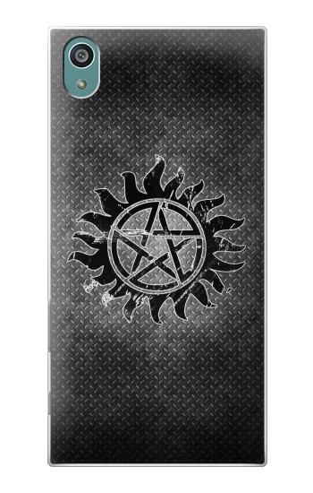Printed Supernatural Antidemonpos Symbol Sony Xperia Z5 Case