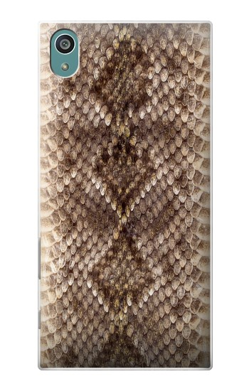Printed Rattle Snake Skin Sony Xperia Z5 Case