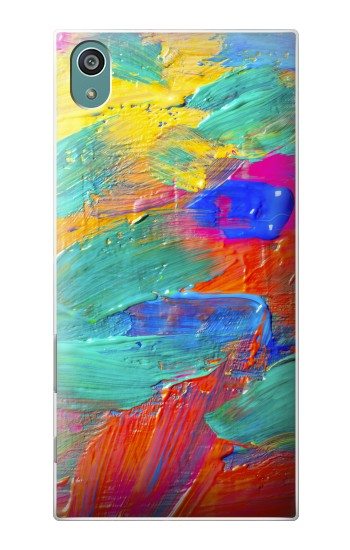 Printed Brush Stroke Painting Sony Xperia Z5 Case