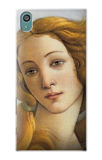 Printed Botticelli Birth of Venus Painting Sony Xperia Z5 Case