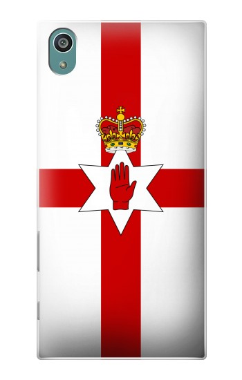 Printed Flag of Northern Ireland Sony Xperia Z5 Case