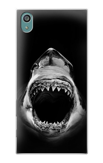 Printed Great White Shark Sony Xperia Z5 Case