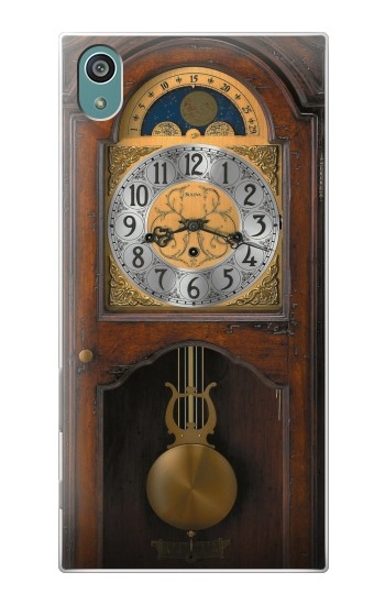 Printed Grandfather Clock Antique Wall Clock Sony Xperia Z5 Case
